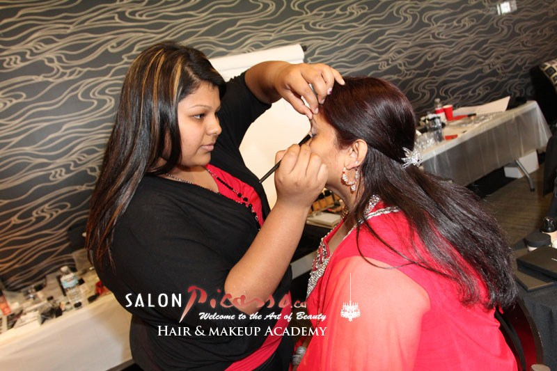 Hair & Makeup Courses Abbotsford | Salon Picasso